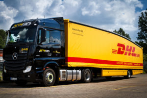 dhlCamion